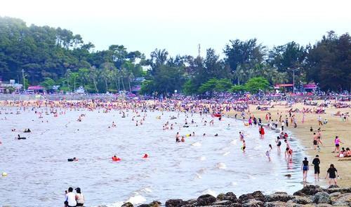 Kết quả hình ảnh cho Bãi biển Đồ Sơn: