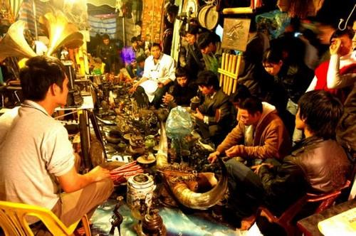 Chợ Viềng Nam định 2019: Chợ Viềng Nam Định