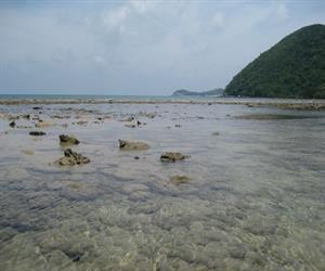 Ong Dung beach