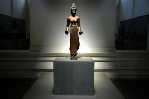 Bảo tàng điêu khắc Chămpa ở Đà Nẵng