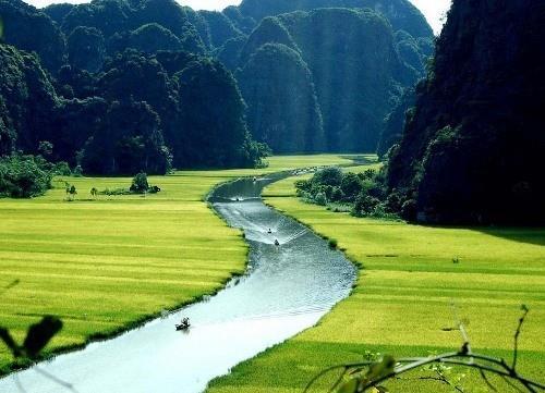 Tam Cốc - Ninh Bình