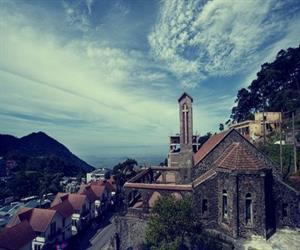 Nhà thờ đá cổ Tam Đảo