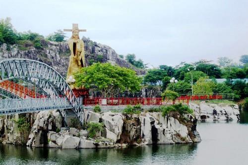 Khu du lịch Núi Sập Thoại Sơn - An Giang