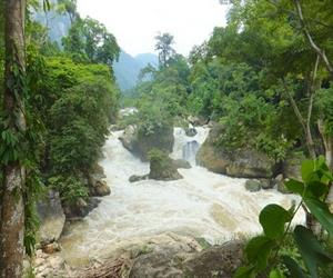 Dau Dang waterfall