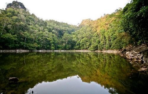 Ao Tiên - Hồ Ba Bể