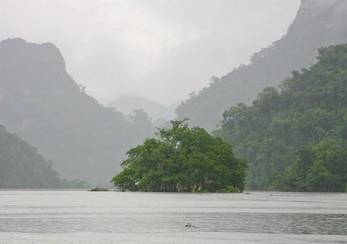 Đảo Bà Góa - Hồ Ba Bể