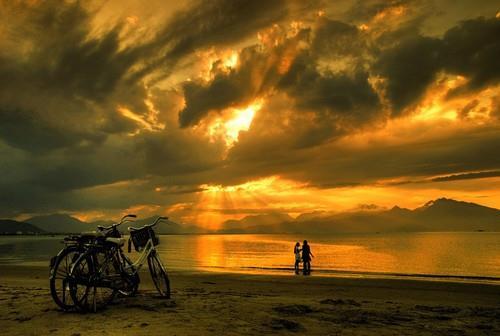 Bãi biển Thanh Bình