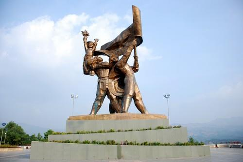Tượng đài chiến thắng Điện Biên Phủ