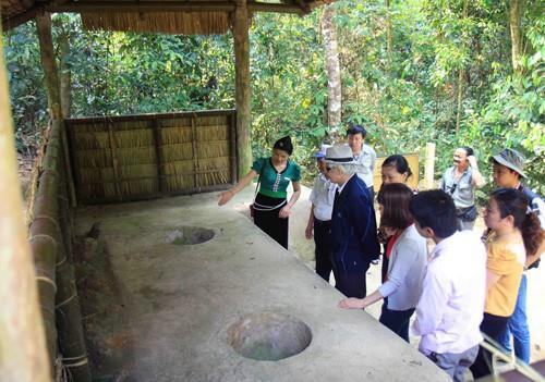 Khu di tích lịch sử Mường Phăng 03