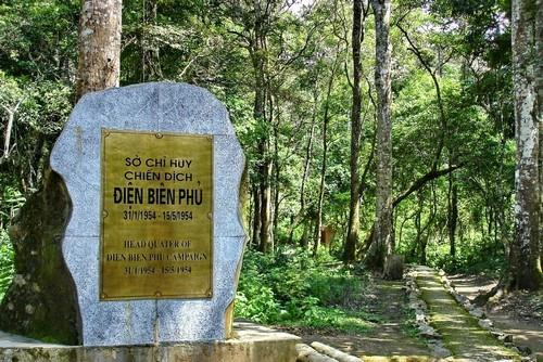 Khu di tích lịch sử Mường Phăng 02