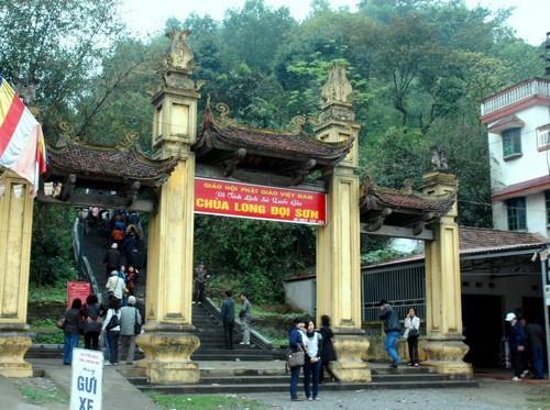 Chùa Long Đọi Sơn