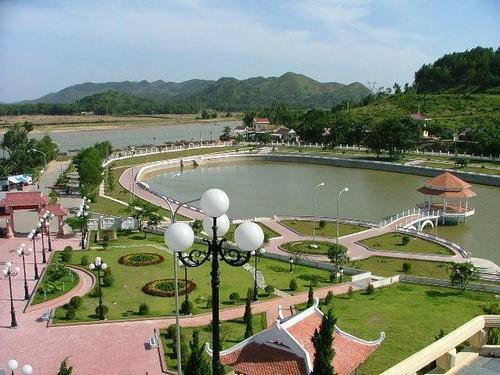 Khu lưu niệm Trần Phú