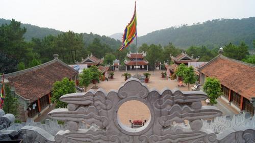 Đền Chu Văn An Hải Dương