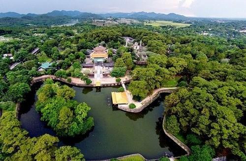 Tu Duc Tomb Hue