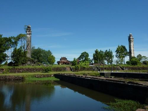 Thieu Tri Tomb Hue