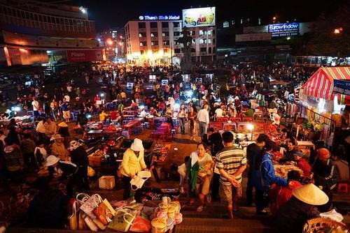 Dalat market & Dalat night market