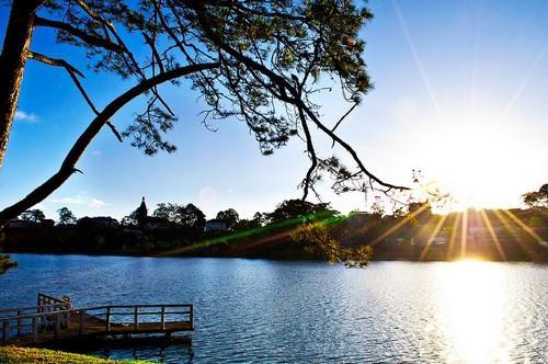 Xuan Huong Lake Dalat