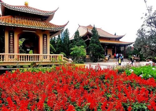 Truc Lam Monastery Dalat