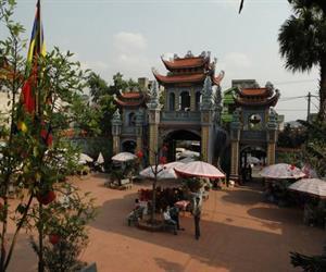 Đền Mẫu - Lạng Sơn