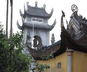 Chùa Phổ Quang ( Xuân Lũng )