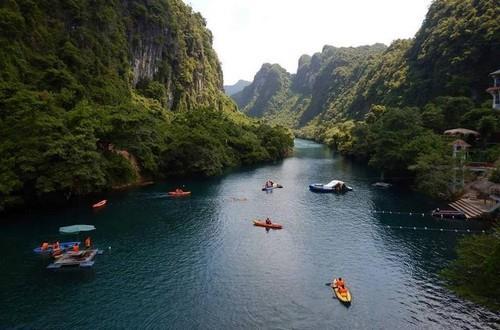 Hang Toi cave
