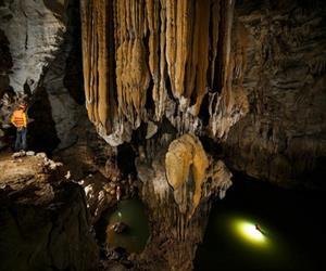 Tu Lan caves