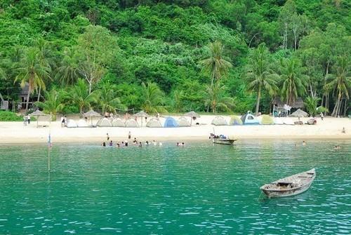 Cham islands
