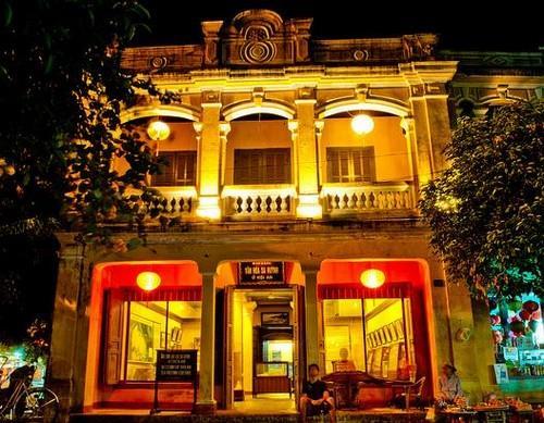 Bảo tàng văn hóa Sa Huỳnh ở Hội An