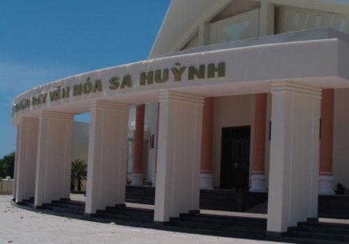 Khu di tích văn hóa Sa Huỳnh - Quảng Ngãi