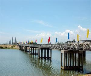 Sông Bến Hải - Cầu Hiền Lương