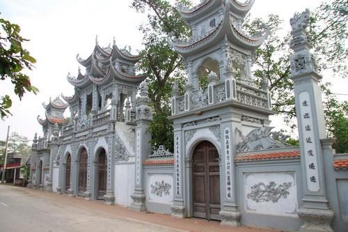 Đền Tiên La Thái Bình