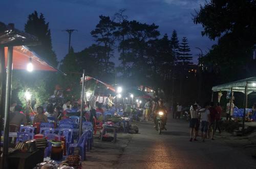Khu du lịch Tam Đảo - chợ đêm