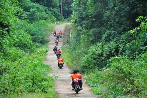 Tuyến vườn quốc gia Bù Gia Mập - thác Đắk Bô