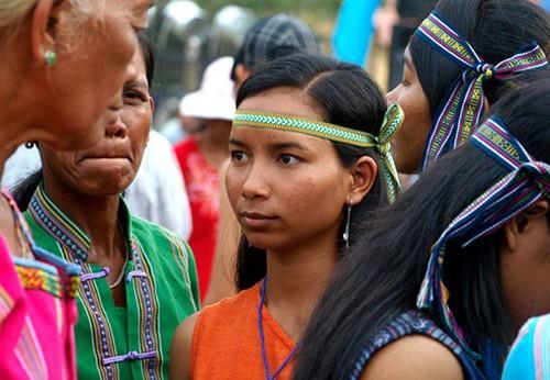 Thăm bản làng ở Vườn quốc gia Cát Tiên