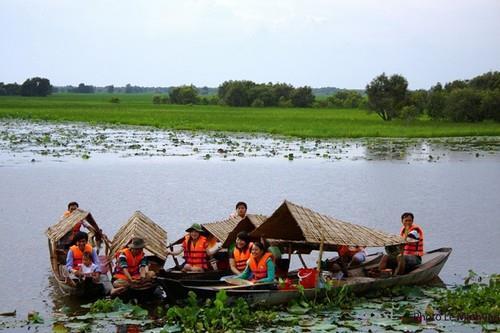 Vườn quốc gia Tràm Chim - Tam Nông