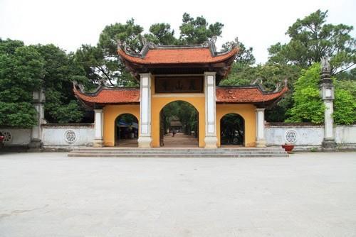 Chùa Côn Sơn Hải Dương