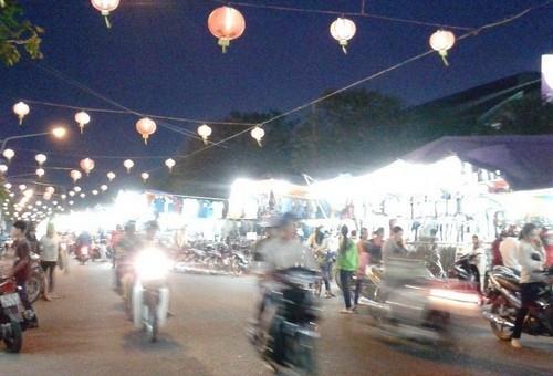 Chợ đêm Tân An Long An