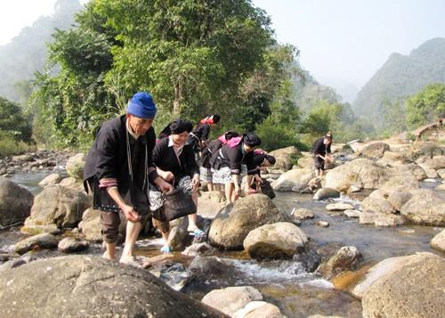 Vườn quốc gia Xuân Sơn nâng cao sinh kế người dân