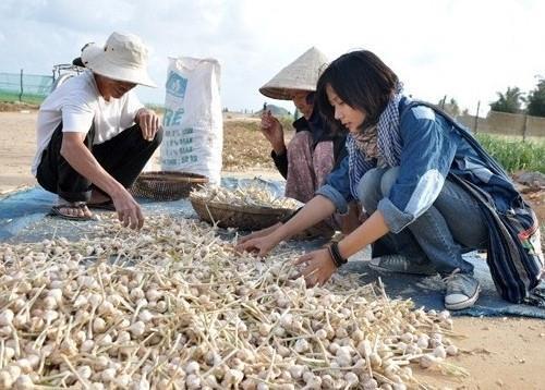 Ngành du lịch đảo Lý Sơn cử người học làm Homestay