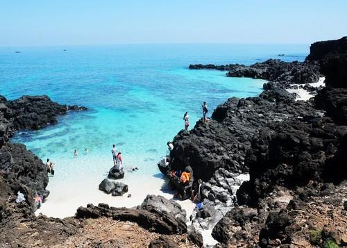 Du lịch đảo Lý Sơn có bước tăng trưởng đột phá