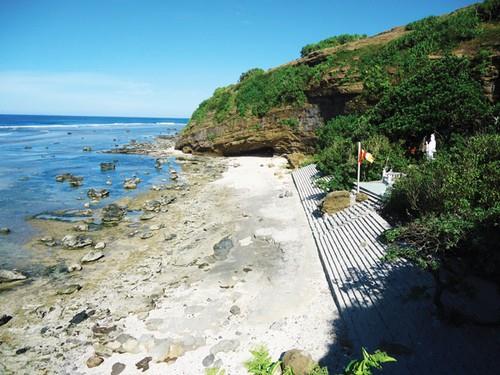 Du lịch đảo Lý Sơn gây ấn tượng tốt với du khách