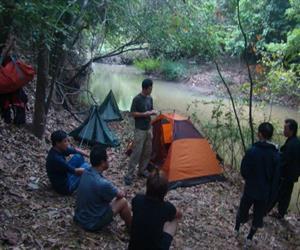 Tuyến kỹ năng sinh tồn ở Vườn quốc gia Lò Gò Xa Mát