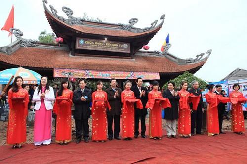 Chùa Hang Thái Nguyên