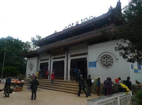 Đền Đông Cuông Yên Bái